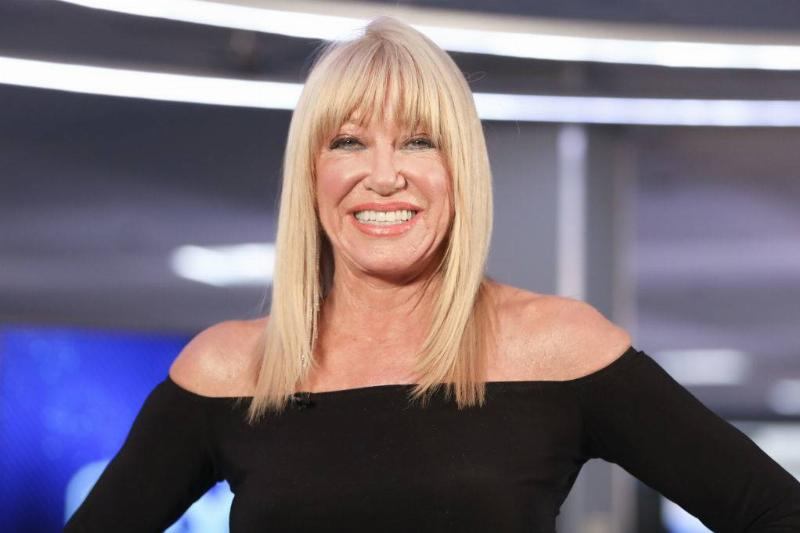 Suzanne Somers Now