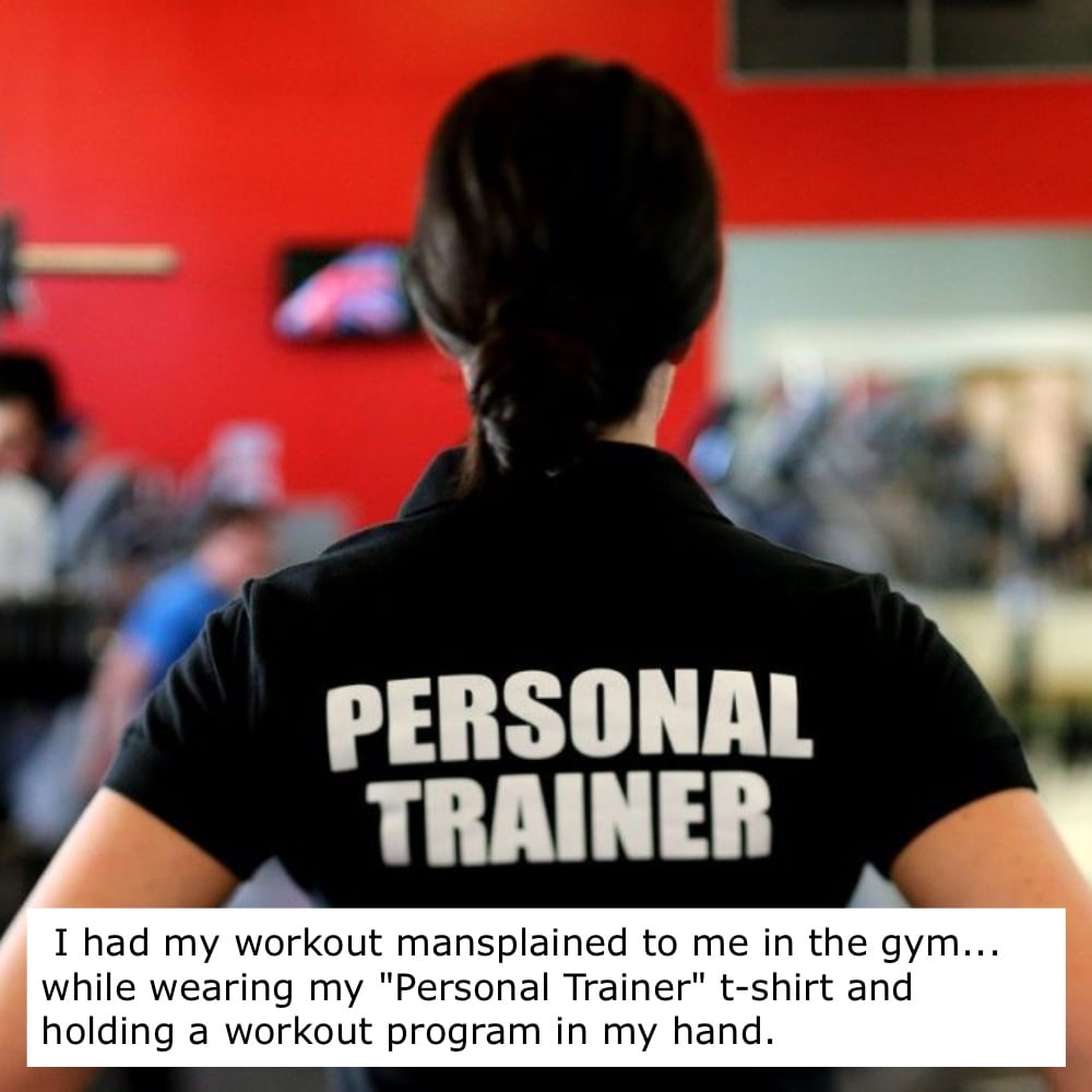 Correcting The Personal Trainer