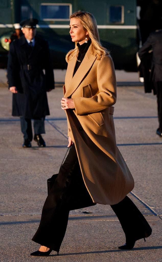 Stunning Camel Coat