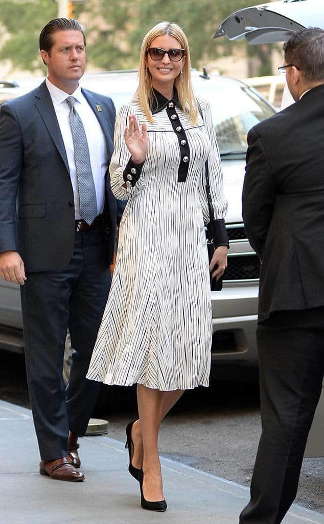 Stylish Buttoned Up Dress
